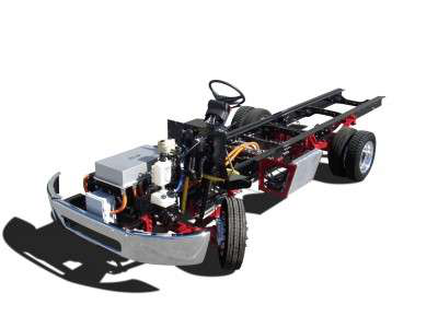 Freightliner Custom Chassis Corporation Launches All