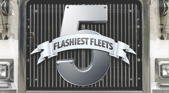 5 Flashiest Fleets
