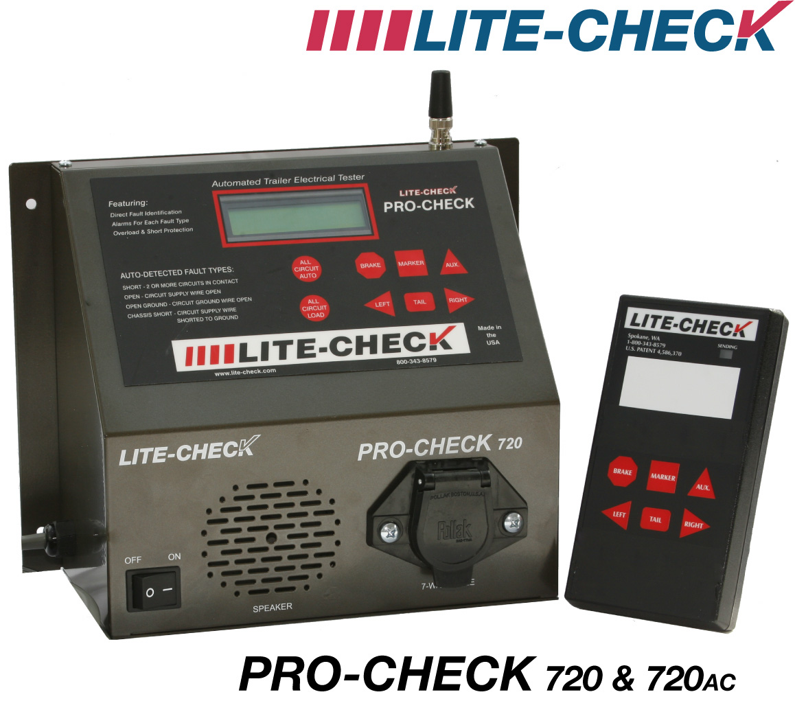 Lite-Check Debuts Testers For Trailer Lights, Electrical
