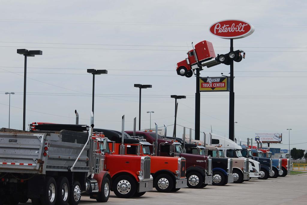 Rush Peterbilt Truck Center Oklahoma City