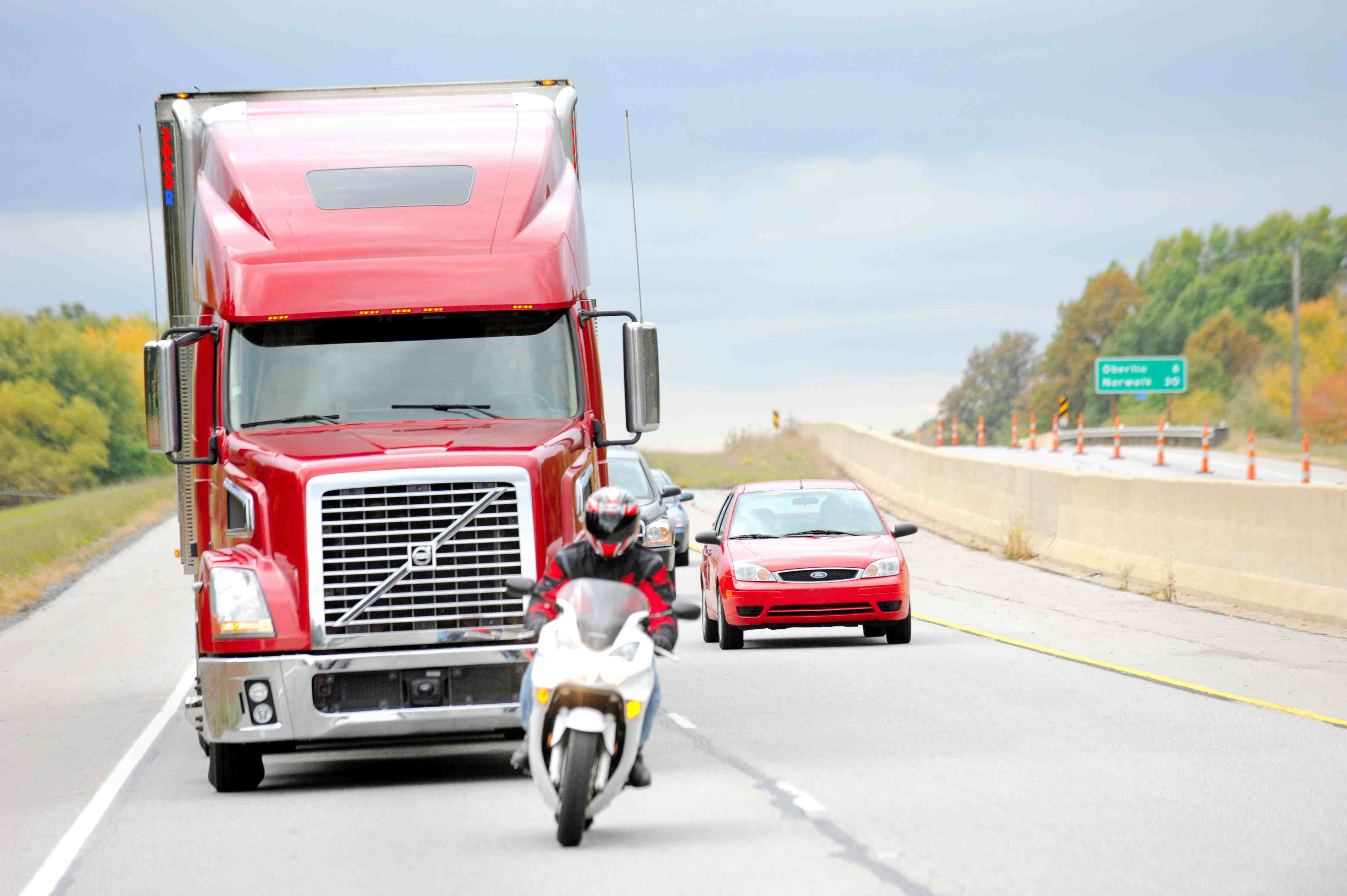 Bendix offers collision mitigation technology