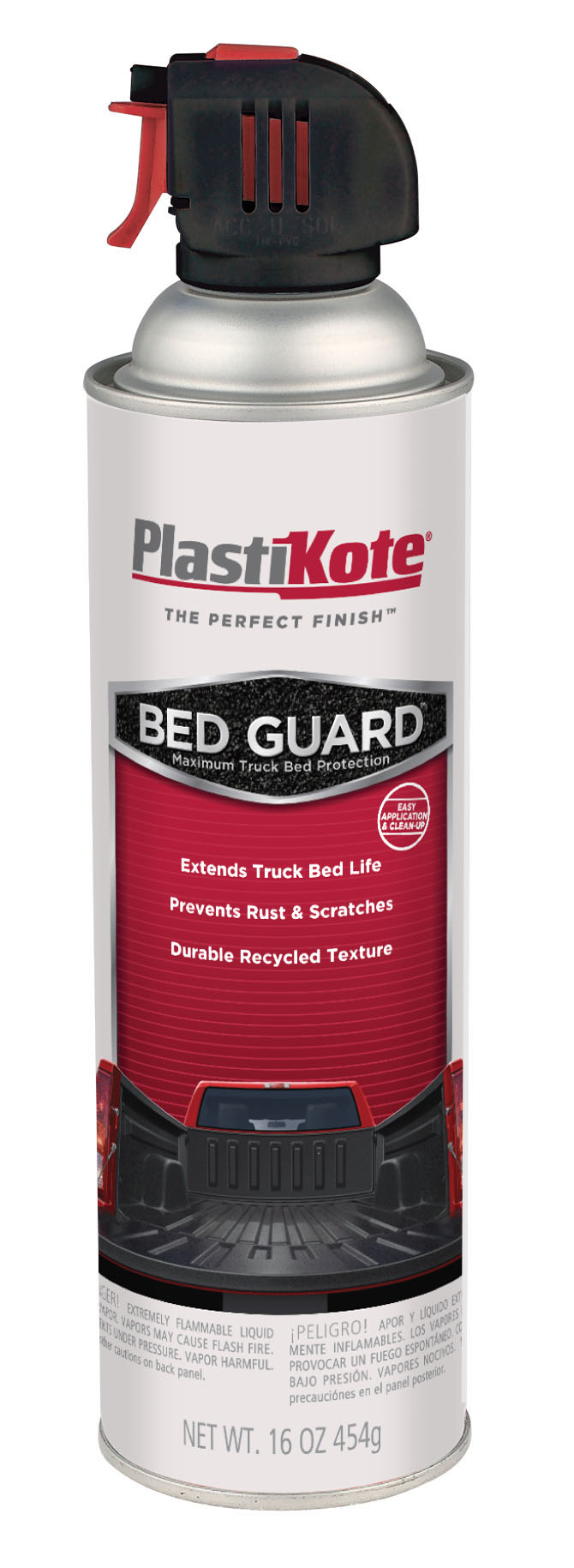 Spray On Plastikote S Truck Bed Liner