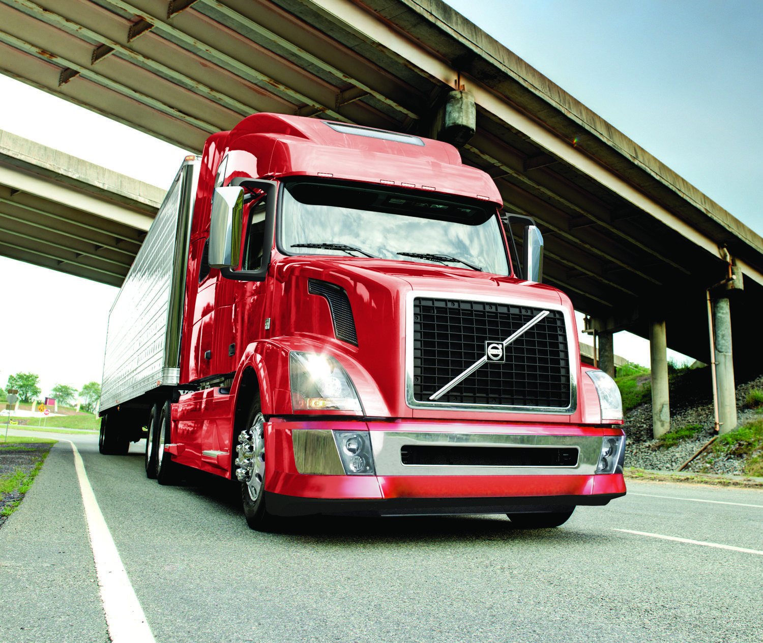 Volvo issues recall for approximately 8,200 trucks