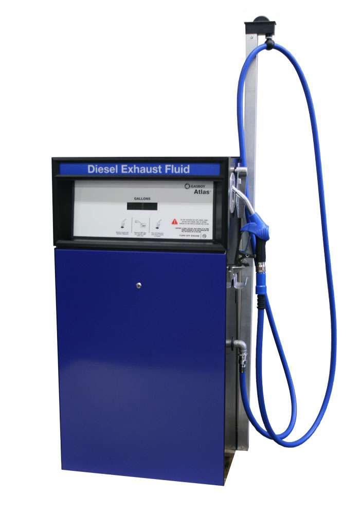 Gasboy Designs Def Dispenser For Warmer Climates
