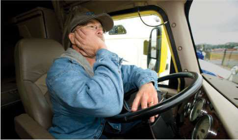 FMCSA committees formally recommend requiring truckers with high BMI to be screened for sleep apnea