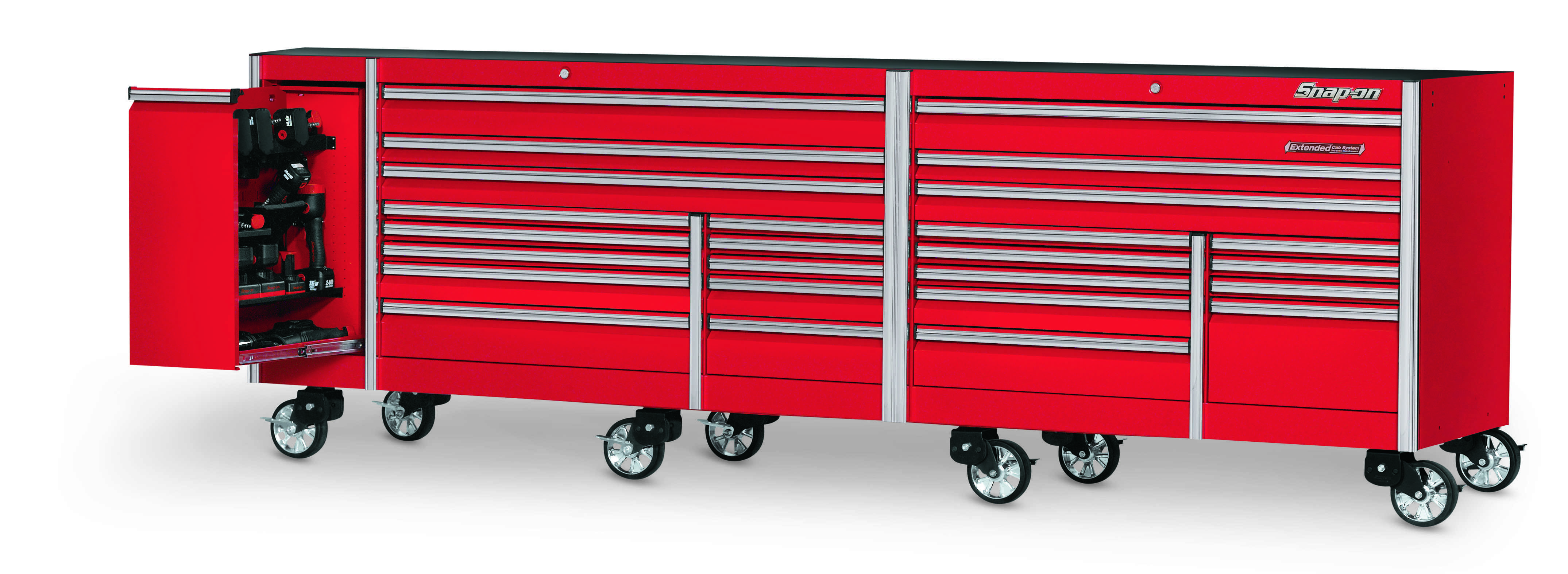 Snap On Rolls Out Mr Big Tool Storage Cab