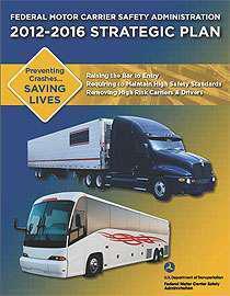 Fmcsa Posts 2012 2016 Strategic Plan