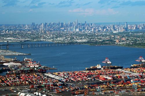 NY, NJ ports propose banning older trucks