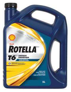 shell offers synthetic oil for extreme cold weather