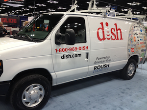 DISH taps Ford with plans to add 200 propane vans