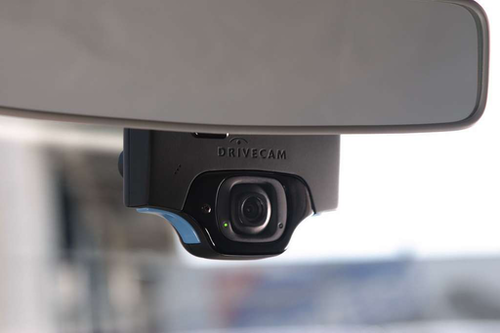 Lytx's DriveCam system is one of several onboard video systems available.