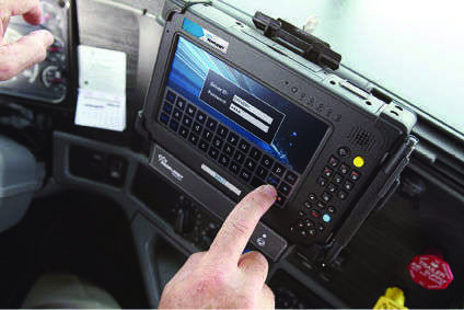 Changing directions: Consumer platforms reshaping in-cab computing