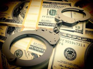 stolen money theft fraud