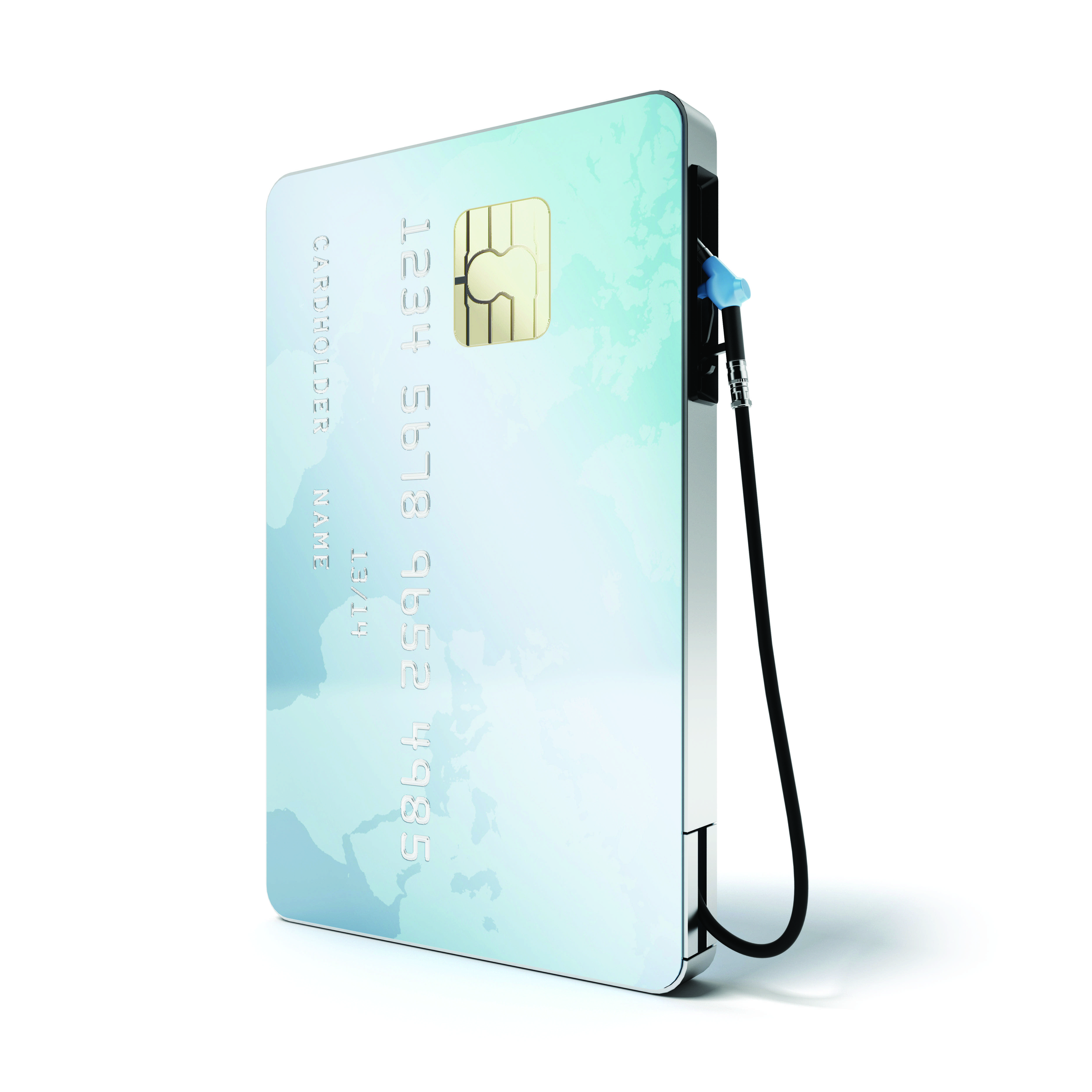 Swapping credit for debit in fuel purchases helps manage spending