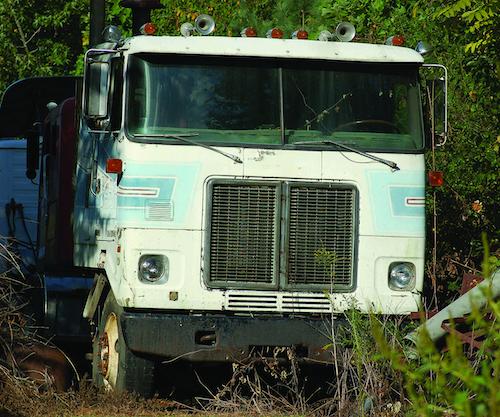 yesterday's truck