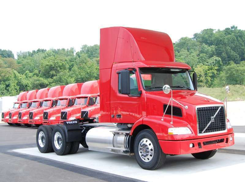 Volvo Trucks North America says that as the natural gas movement in trucking grows, some weight and length waivers will be granted for fleets willing to invest in natural gas trucks such as its VNM daycab.