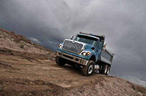 The WorkStar is the fourth heavy-duty International truck model to transition to SCR technology since December.