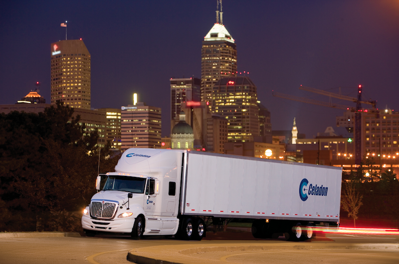 Indianapolis-based Celadon is using its centralized load planning system to help implement its new refrigerated service and is adding 250 reefer trailers – along with a new group of drivers and customers.