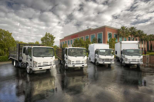 Isuzu created its FleetValue brand in 2009 and launched the first four FleetValue branded service parts. The FleetValue brand since has grown steadily.