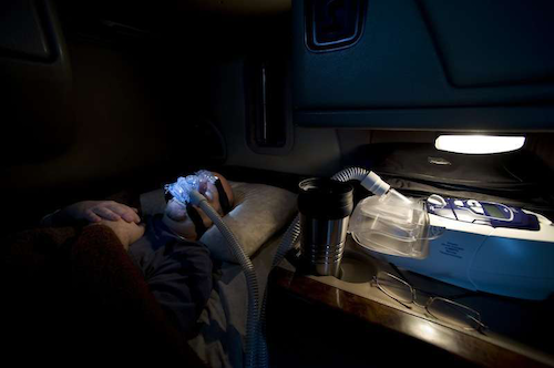 Carriers can require sleep apnea screening of truckers based on BMI, court rules