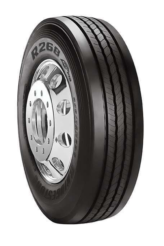 Bridgestone R268 Ecopia premium all-position radial