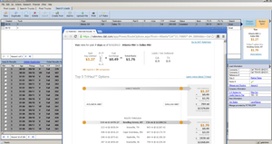RateView from DAT shows revenue on a round-trip basis, including a Tri-Haul option.