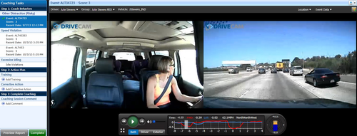 Swift, nation's largest truckload carrier, to deploy Lytx DriveCam systems fleet wide
