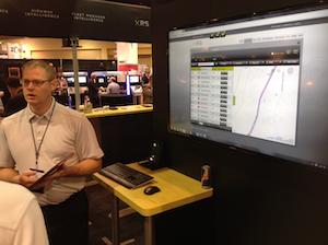 XRS testing Navistar diagnostics platform