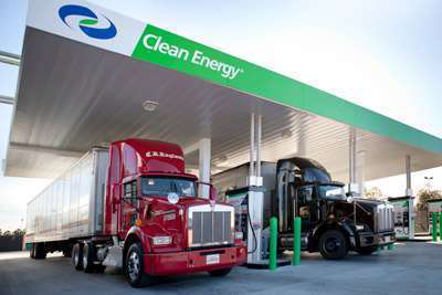 Compressed Natural Gas Stations Utah