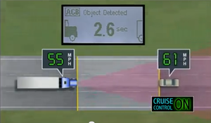 Technology already can control truck speed and breaking. Why not steering?