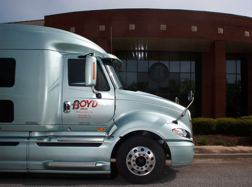 Daseke owns several other large carriers, such as Alabama-based Boyd Bros. Transportation.
