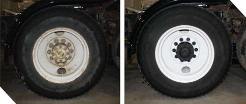 Minimizer Tire Mask