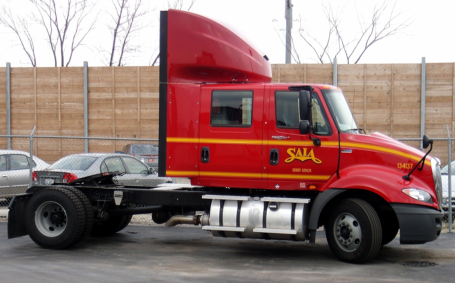 Saia's dock-to-driver training program is yielding better results in safety than hiring