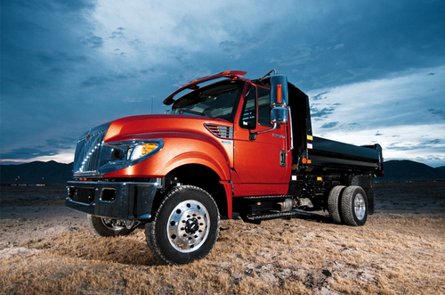 The International TerraStar 4x4 took Medium-Duty Truck of the Year honors at the American Truck Dealers Expo in New Orleans, La. Sunday.