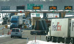 Zeroing in on tolls