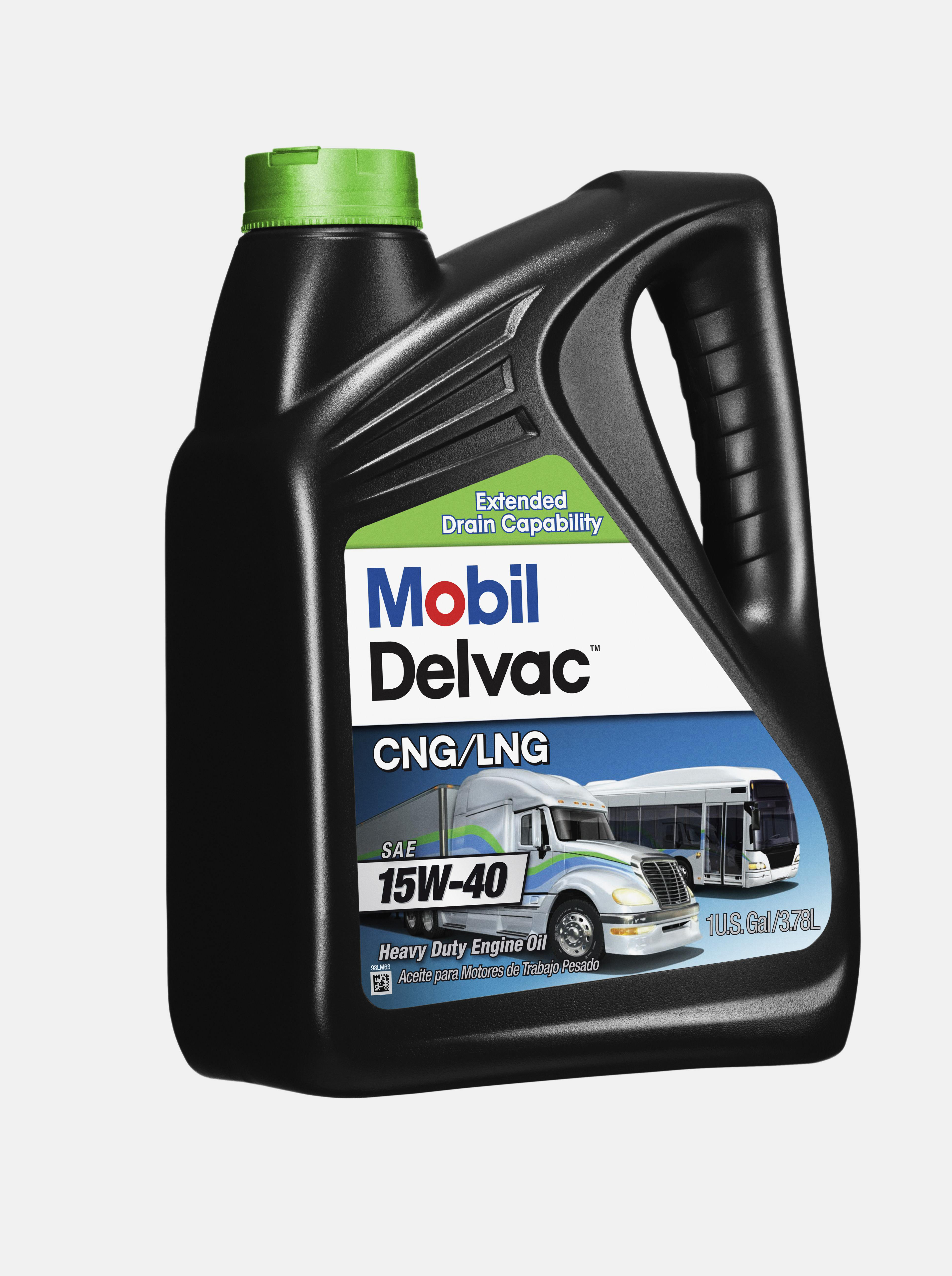 Compressed Natural Gas Engine Oil