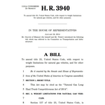 HR 3940 - Natural Gas Long Haul Trucking Competitiveness Act