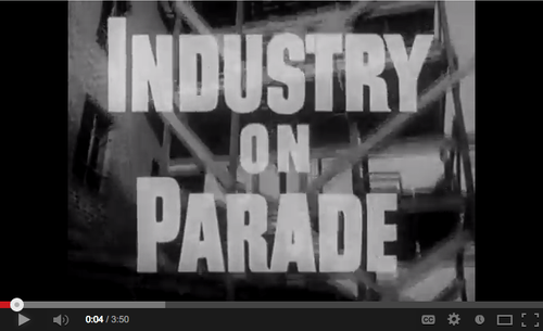 Click the image for videos showing cargo handling before and after Malcom McLean changed the shipping industry.
