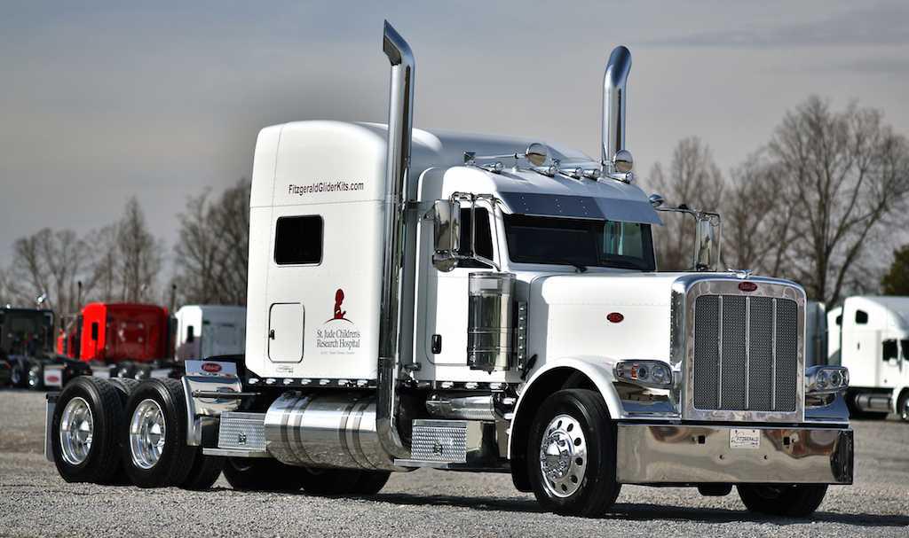 St. Jude truck 22