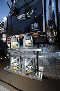 ExxonMobil named to NASCAR's Race to Green initiative