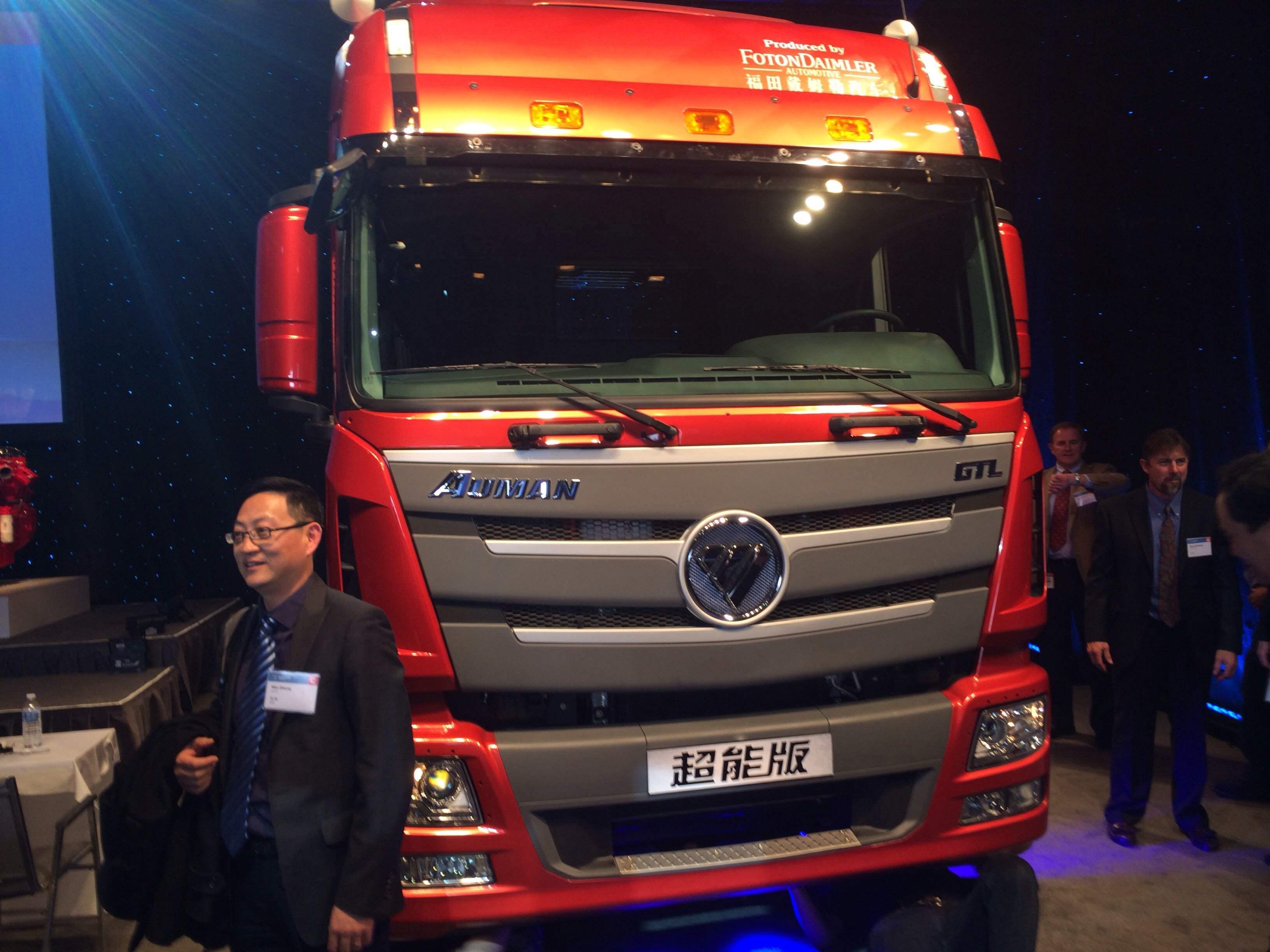 Cummins unveils new ISG large-displacement diesel engine