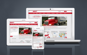 Every shipping tool available on AverittExpress.com has been reformatted to be mobile-friendly across all types of devices.