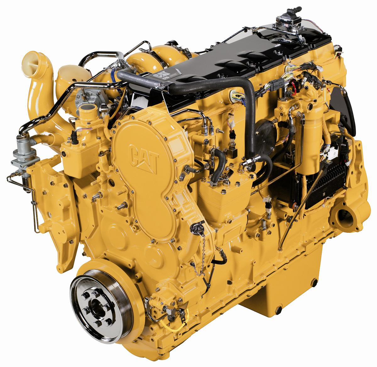 Natural Gas Conversion For Cat Truck Engines Gains Epa Approval 3512b Wiring Diagram