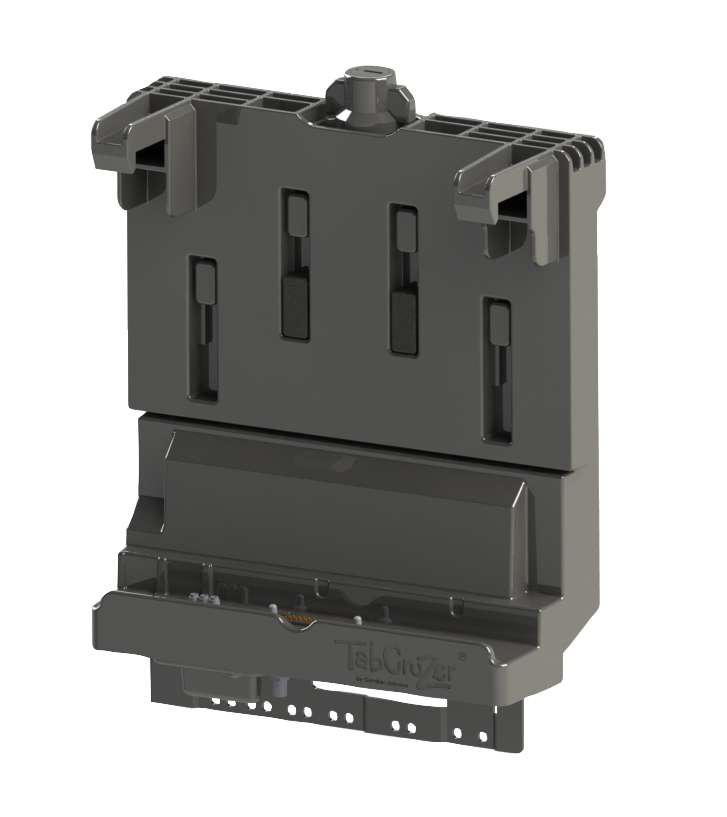 Gamber-Johnson Getac F110 Tablet Docking Station