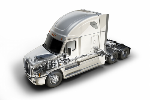Detroit unveils new fully integrated powertrain