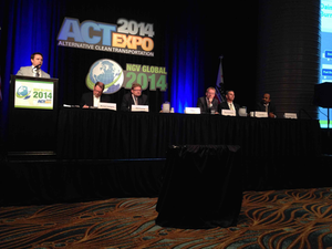 OEM panel outlines challenges and opportunities for alternative fuel vehicle market