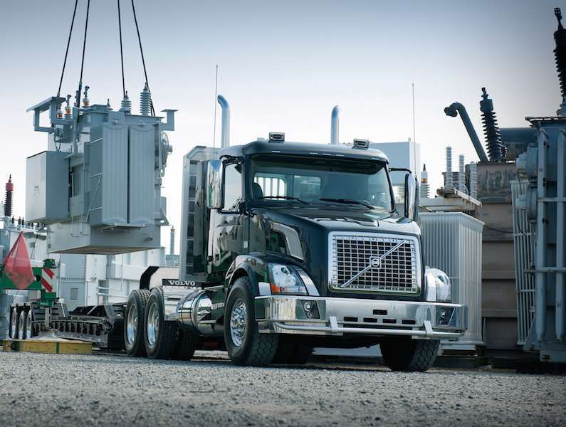 The I-Shift automated manual transmission has been so popular with new-truck buyers – 71 percent are choosing it – that it's now the tractor's standard offering, Spence said.