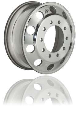 Accuride Accu-Flang Aluminum Wheel