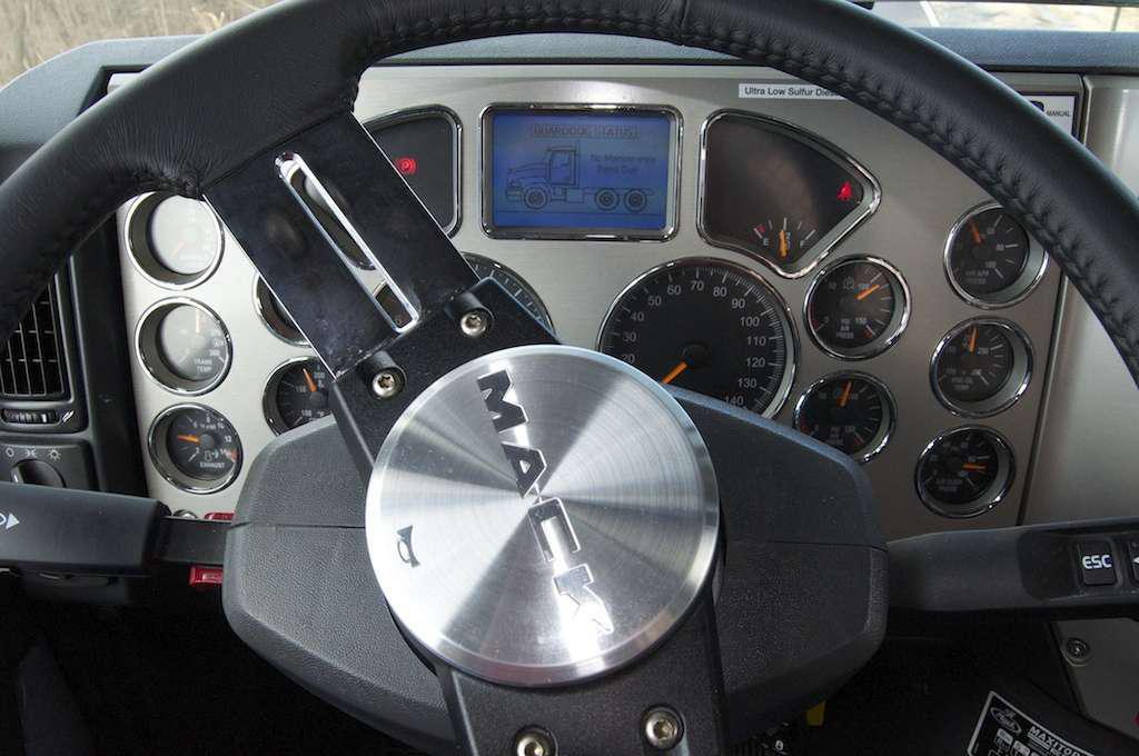 CCJ Drive Test: The 2014 Mack Titan
