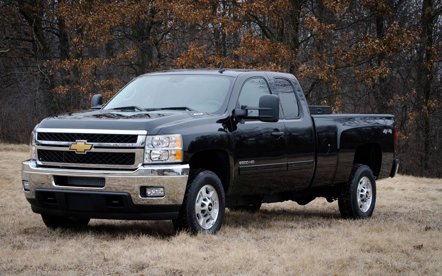 Truck chevy 2500hd trucks : 2013 Chevrolet Silverado/GMC Sierra 2500HD | Commercial Carrier ...
